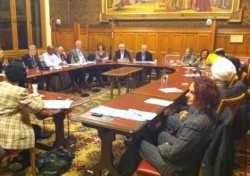 World Interfaith Harmony event in Lords