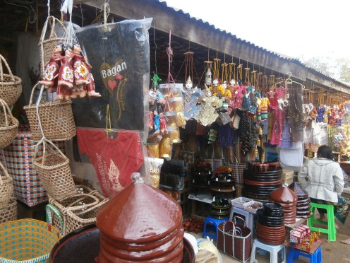 So many souvenirs to buy but unfortunately, I ran out of money!