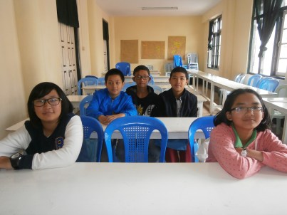 My new Level 6 students for this 1st semester but not yet complete (1)