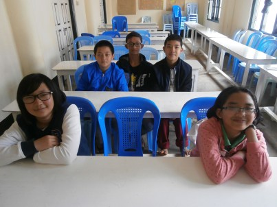 My new Level 6 students for this 1st semester but not yet complete (2)