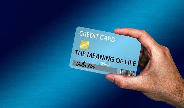 Credit Card Bank Card Hand Money  - geralt / Pixabay