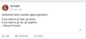Gather-nicky-gumbel