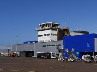 Cardiff Airport (Credit - NATS)