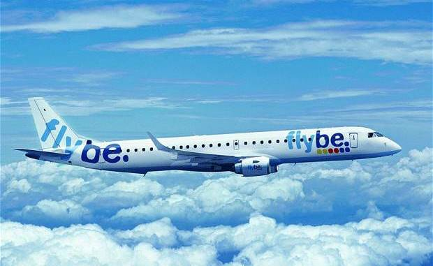 Flybe Embraer (Image - Flybe)