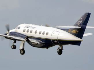 Links Air G-JIBO (Credit N Harding)
