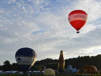 Bristol Balloon Fiesta (Image: Aviation Media Agency)
