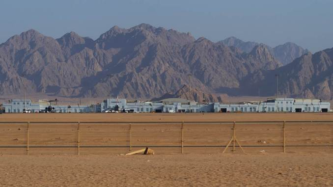 Sharm El Sheikh Airport (Wikipedia CC)