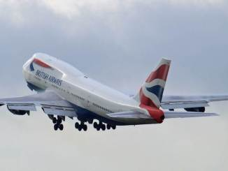 Take off with British Airways