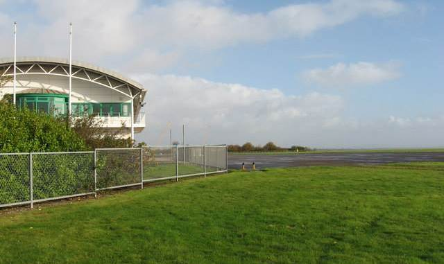 Cardiff Heliport (Gareth James/Geograph)