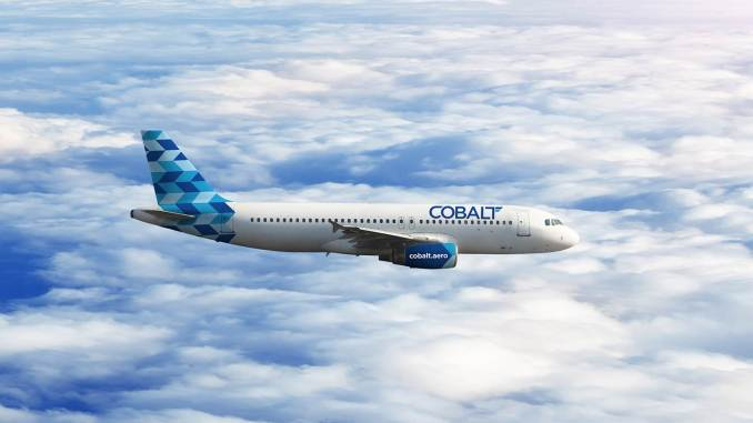 Cobalt Airlines (Image: Cobalt Air)