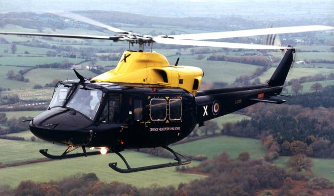 60 Squadron Griffin Helicopter (Wikimiedia/CC)