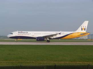 Monarch A321 (Image: Craig Sunter / CC2.0)