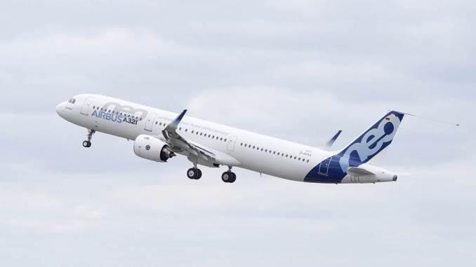Airbus A321 Neo (Image: Airbus)