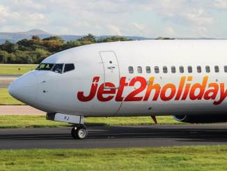 Jet2 Holidays Boeing 737 (Image: Nick Harding/Aviation Wales)