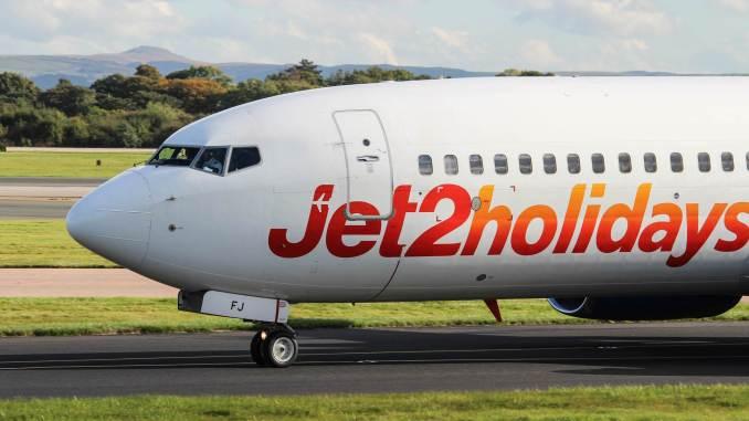Jet2 Holidays Boeing 737 (Image: Nick Harding/Aviation Wales)