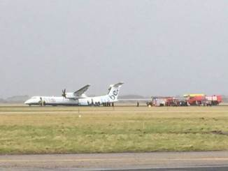 Flybe Dash 8 G-JECP (Image: unknown source)