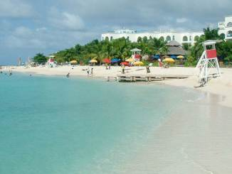 Doctors Cave Beach, Montego Bay Jamaica