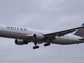 United 777 (Image: Aviation Wales)