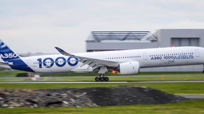 A350-1000_F-WWXL (Image: Aviation Wales)