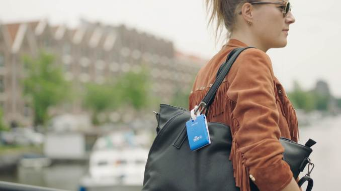 KLM's Smart Care Tag