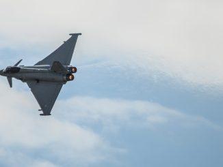 Royal Air Force Typhoon Display Team