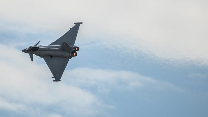Royal Air Force Typhoon Display Team