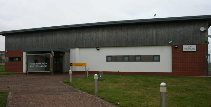 Anglesey Ynys Mon Airport