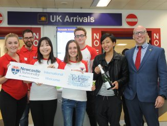 Newcastle Airport to hit 5 million passengers