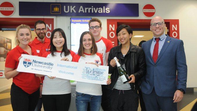 Newcastle Airport to hit 5 million passengers