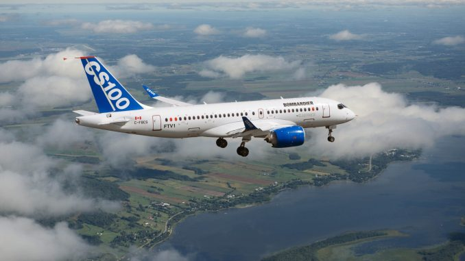 Airbus and Bombardier join forces over the C-Series!