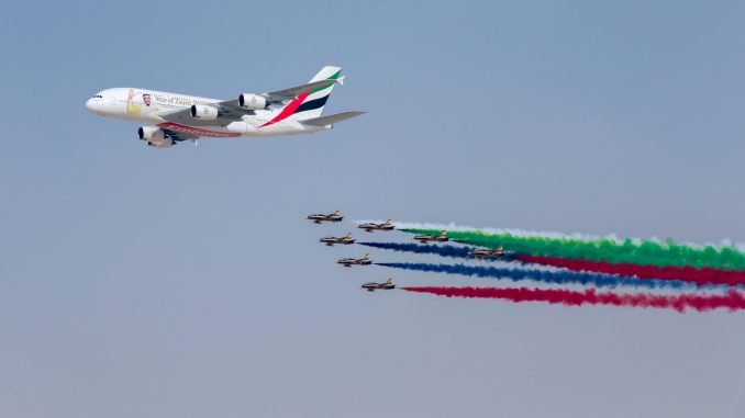 Job boost for Broughton as Emirates prepares to order 36 A380's
