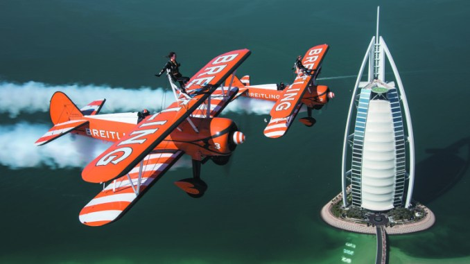 So you want to be a wingwalker?