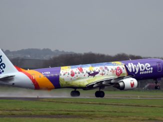 Flybe's winter schedule underway at Cardiff Airport