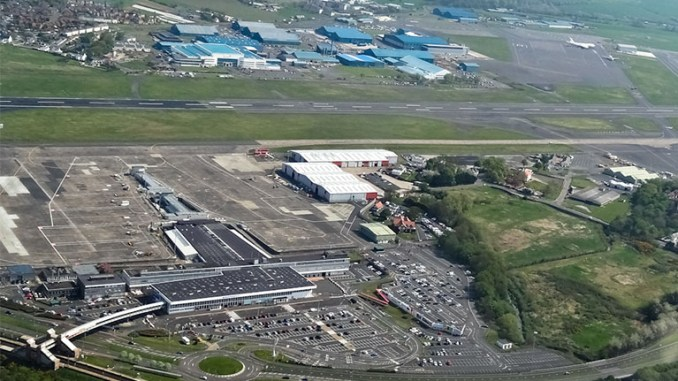 Scottish Government backed Trump support for Prestwick