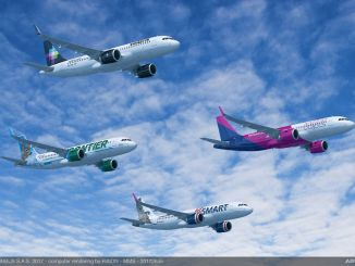 Record order for A320 Neo is boost for Wales