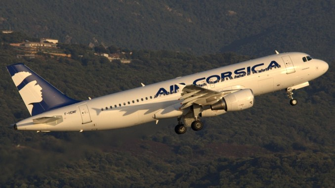 Air Corsica to offer Stansted routes in S18
