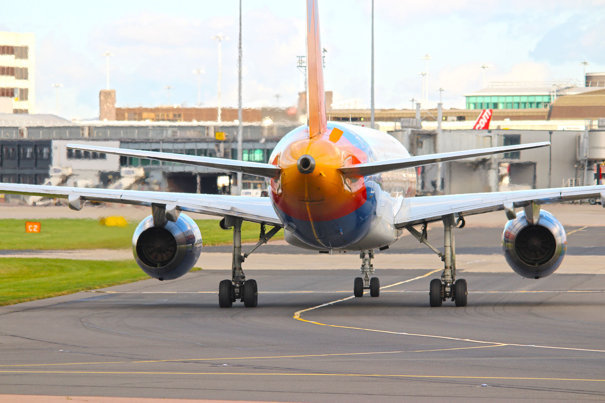 Manchester Airport (The Aviation Media Co.)