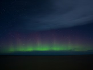 Omega Holidays plans Northern Lights flight