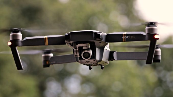 Manchester Airport issues fresh warning about drone use