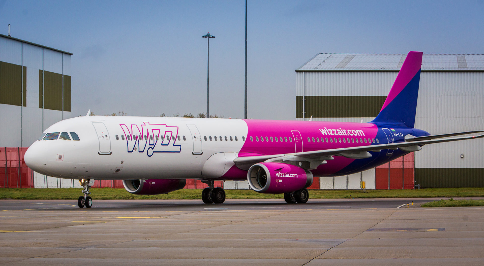 Aaib Report Says Wizz Air Airframe Swap Caused Take Off Issue