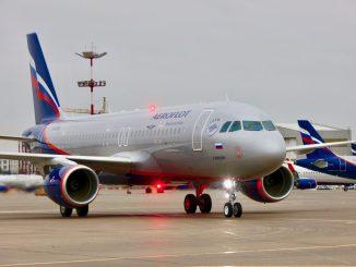 Aeroflot consolidates london service