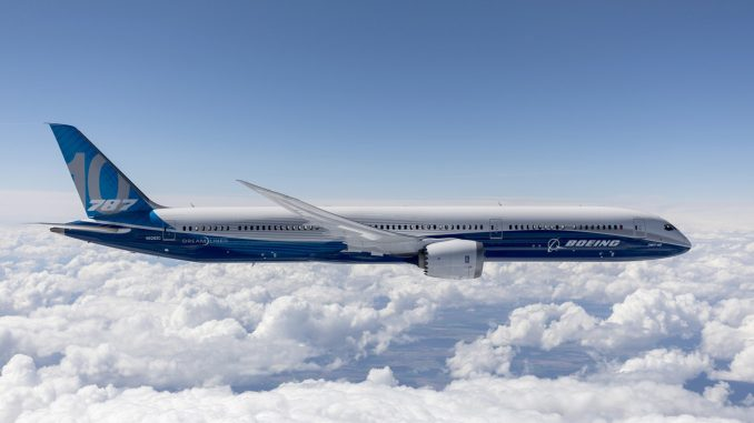 Boeing 787-10 gets FAA certification