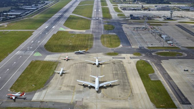 Gatwick could have dual runway operations by 2019