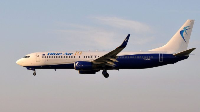 Blue Air launches Liverpool to Malaga