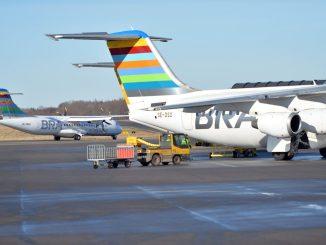 KLM UK wins Avro RJ maintenance from BRA