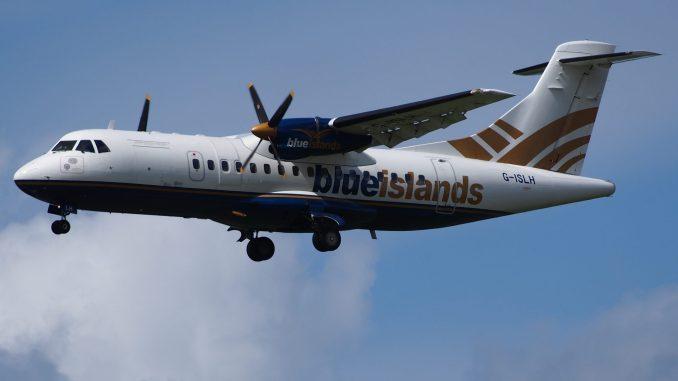 G-ISLH Blue_Islands ATR 42-320