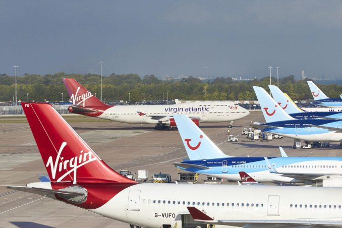 Manchester AIrport (Image: MAG)