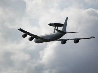 RAF E3 Sentry