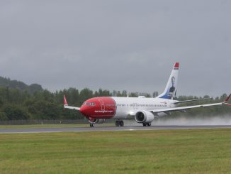 Norwegian 737 Max