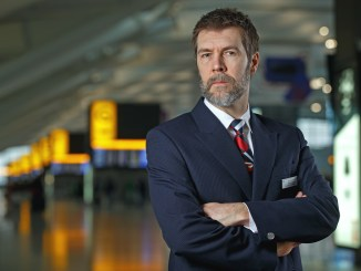 Rhod Gilbert's Work Experience at British Airways